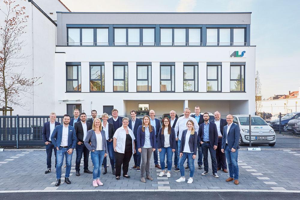 Logistik-Team ALS Arnsberg