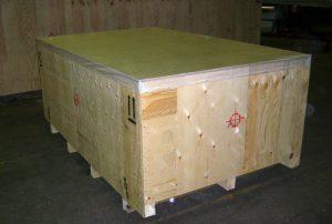Verpackung für Übersee-Transport